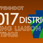 Updated 2017 APC District Spring Liaison Meetings