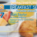 Stan Saylor to Speak at PHIA Breakfast