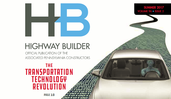 Spring 2017 Issue of Highway Builder Now Available