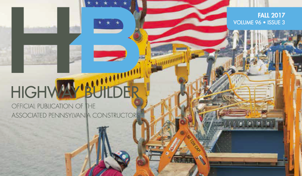 Fall 2017 Issue of Highway Builder Now Available
