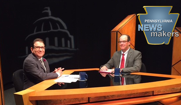 Latham to Appear on PA Newsmakers