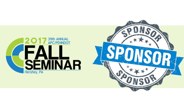Fall Seminar: Sponsorships Now Available…