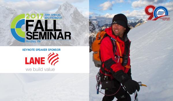 Fall Seminar Update: Jeff Evans to Give Keynote Address