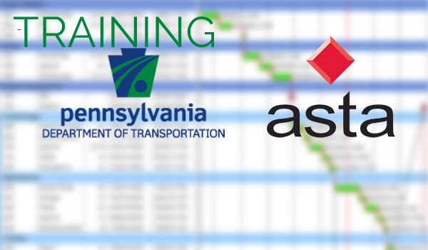 PennDOT ASTA Training – Construction