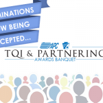 Nominations Now Being Accepted for TQI & Partnering Awards