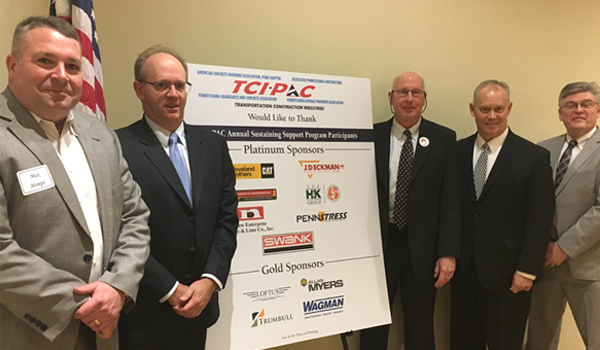 TCI-PAC Supporters Meet with  House Speaker Mike Turzai