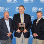 Congratulations to the APC James J. Skelly Award Winner…George Mezey