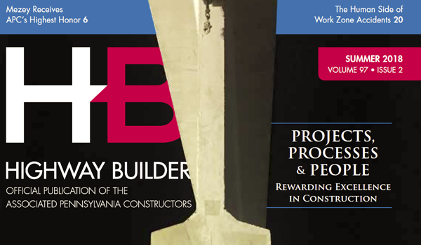 Summer Issue of Highway Builder Now Available