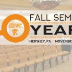Fall Seminar Sponsorship & Advertising Opportunities