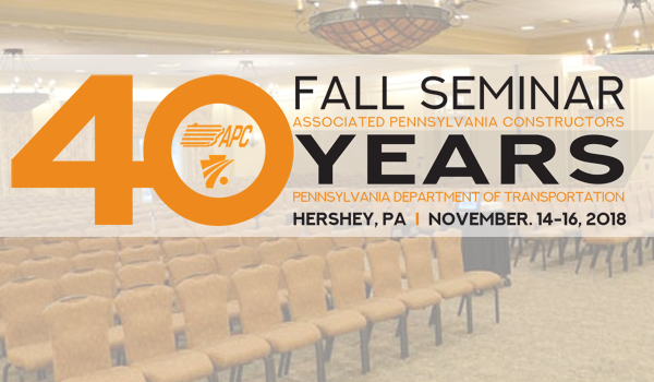 Fall Seminar Sponsorship & Advertising Opportunities