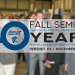 APC/PENNDOT Fall Seminar – EXHIBIT SPACE IS ALMOST GONE!