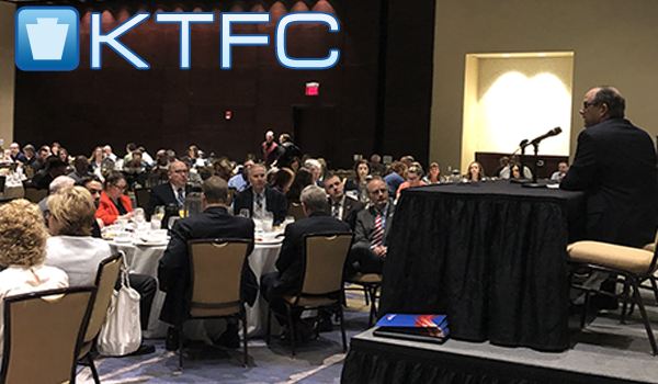 KTFC Briefing at Pennsylvania Public Transportation Association's Spring Conference