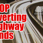 Stop Diverting Highway Funds