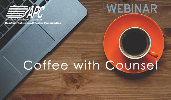 COFFEE WITH COUNSEL – Ask Anything Edition