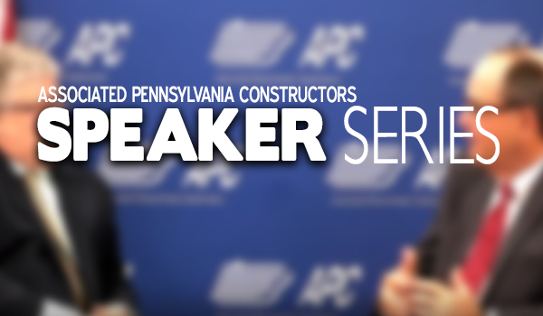 APC Speaker Series with Representative Mike Carroll