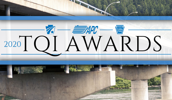 2020 TQI Award Nominations Now Being Accepted