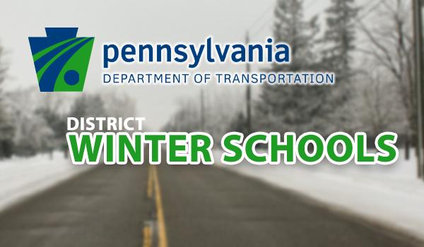 2020 District Winter Schools