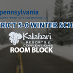 District 5-0 Winter School – Room Block