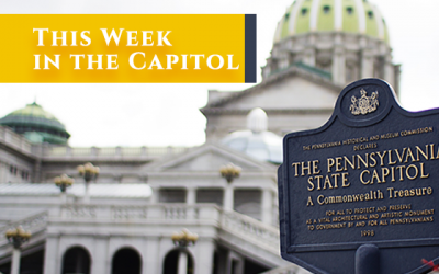 This Week in the Capitol…September 10
