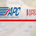 COVID Relief Bill Expected to Avert PennDOT Financial Crisis – Confirmation of January 14 Letting Status Still Pending