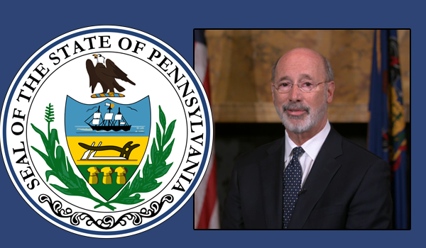 Governor Wolf Lays Out Plan for the Future