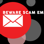 Beware Scam Emails