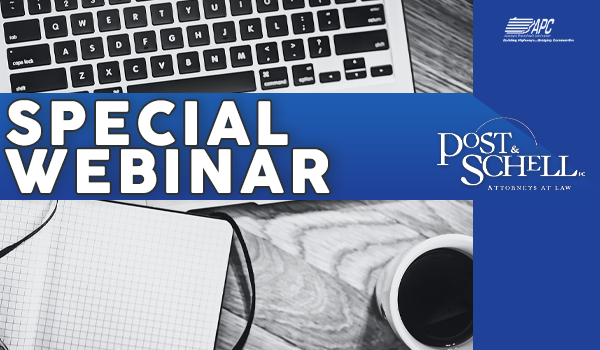 SPECIAL WEBINAR: CARES Act Opportunities