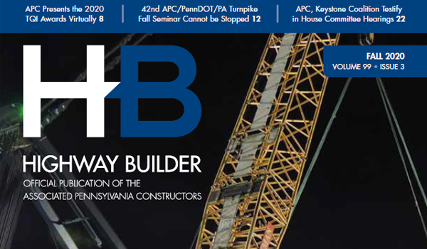Fall 2020 of Highway Builder