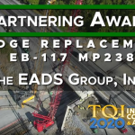 2020 TQI Partnering Award: Replacement of Bridge No. EB-117 MP 238.09