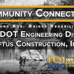 2020 TQI Community Connection & Enhancement Award: Frankford Avenue Bridge Rehabilitation