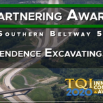 2020 TQI Partnering Award: Pennsylvania Turnpike Commission Southern Beltway 55-A1