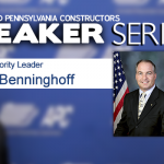 Speaker Series – House Majority Leader Kerry Benninghoff