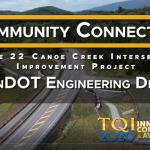 2020 TQI Community Connection & Enhancement Award: US 22 – Canoe Creek Intersection