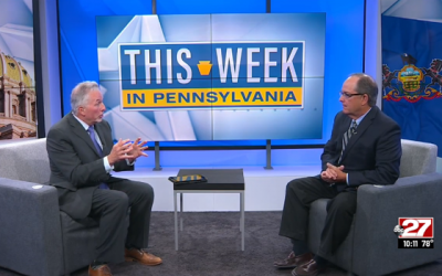 Latham on This Week in PA